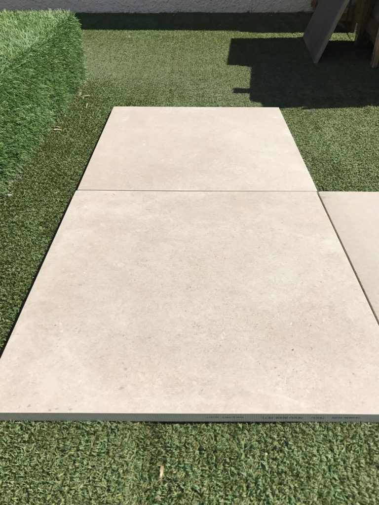 Urban Beige Paving
