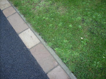 Setts Used For Edging